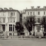 Swiss Hostel for Girls, Belsize Grove, NW3, London 1975